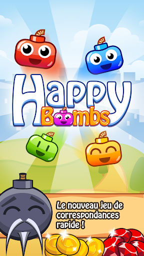 Happy Bombs  captures d'écran 1