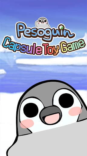 Pesoguin capsule toy game screenshots 1
