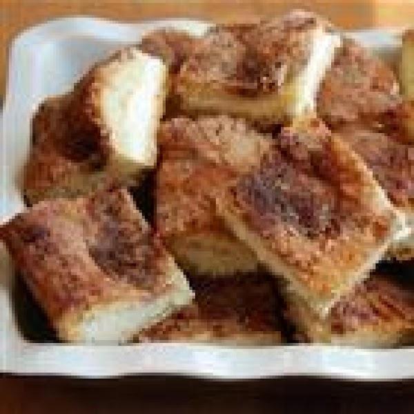 Apple Sopapilla Cheesecake Recipe