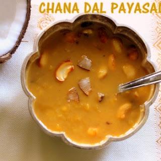 Chana Dal Kheer