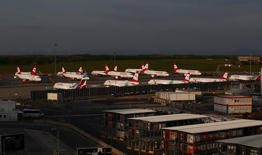7) Vienna International Airport, Austria (VIE)