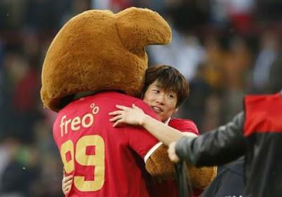 """""""Ronaldo was geniaal, maar Park Ji-sung was even belangrijk"""""""