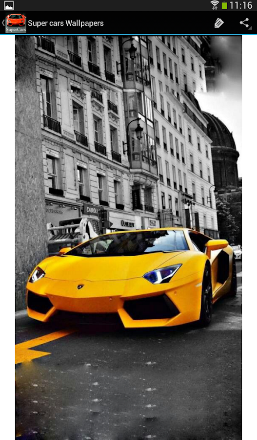 Sports Car Wallpapers  Android Apps on Google Play