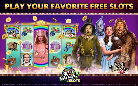 Hit Det Rich! Free Casino Slots APK screenshot thumbnail 6
