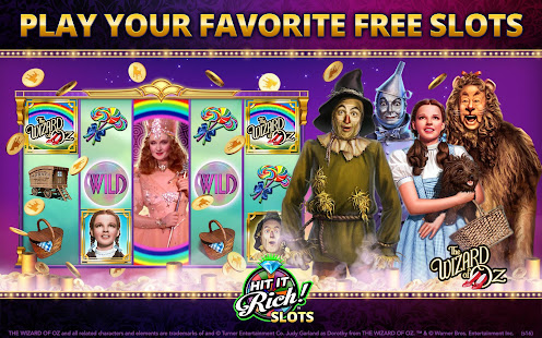 Hit it Rich! Free Casino Slots 6