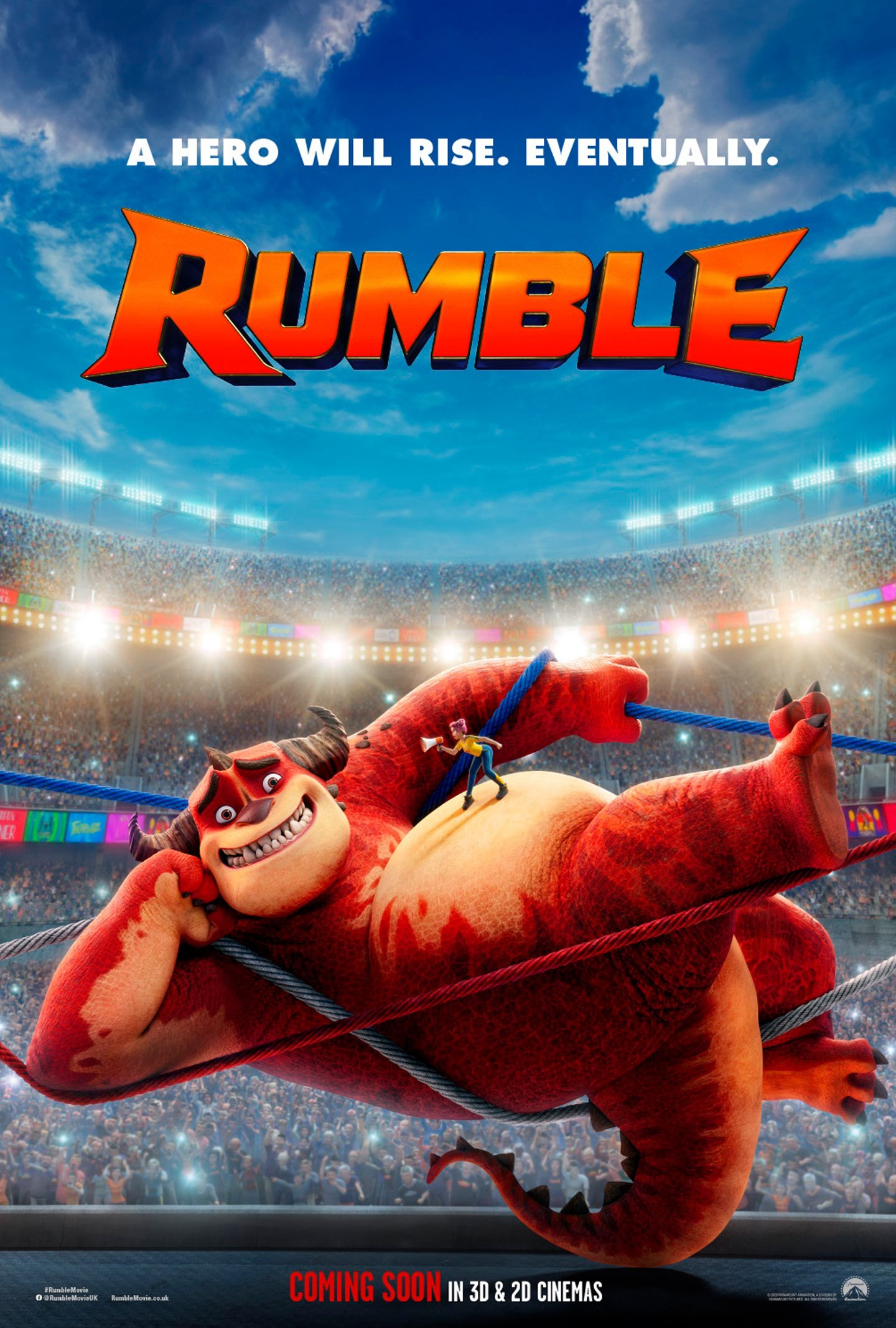 Rumble   SF Cinema