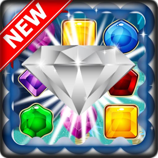 Gems Frozen Jewel Ice Star New