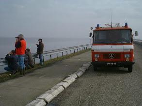 Photo: Op pad met de brandweer