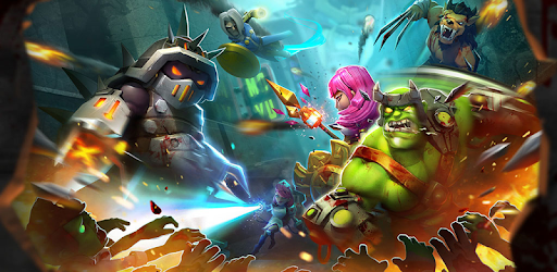 Clash of Zombies 2:Heroes Game for PC