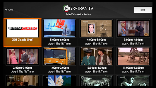 Sky Iran TV – Watch best of Persian TV channels – Android