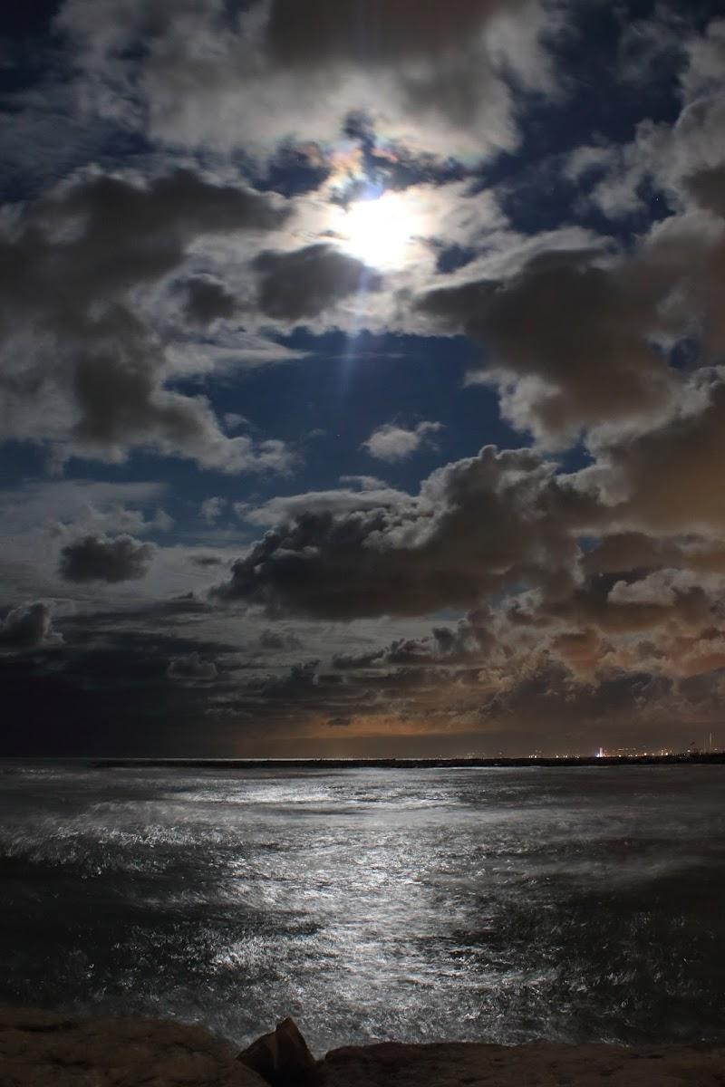 nuvole al chiar di luna di roberto_rusticali