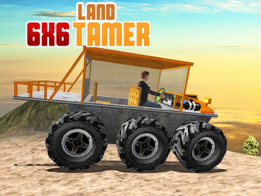 6X6 Land Tamer 3D Racing