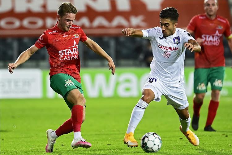 Pas de jaloux entre Ostende et Anderlecht