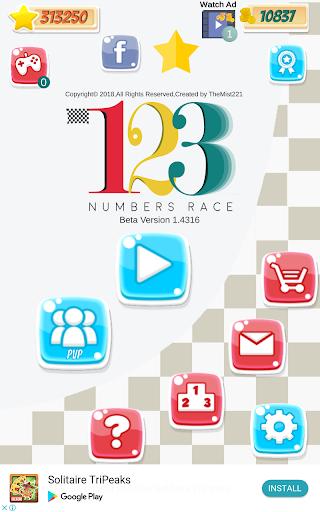Numbers Race apktram screenshots 10