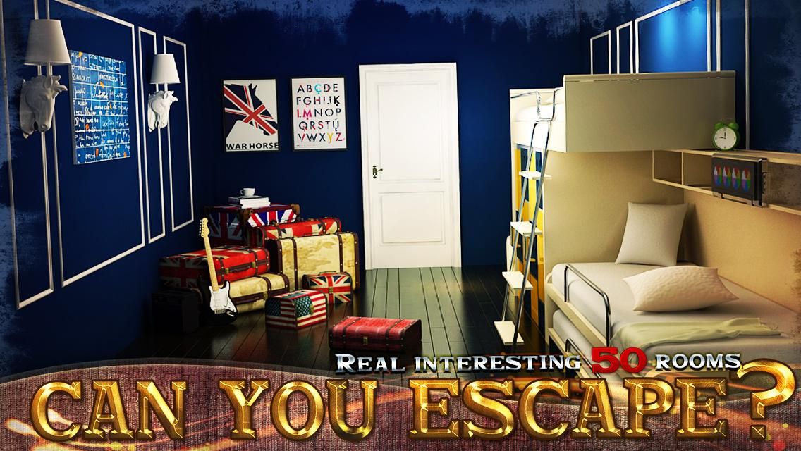 Can you Escape the 100 room I- screenshot