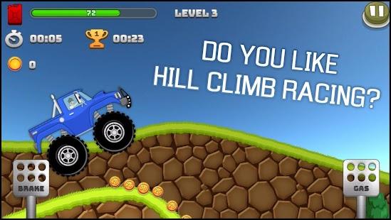 Hill Racing: Hill Climb - náhled