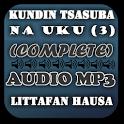 Kundin Tsatsuba Na Uku 3 - Audio Mp3 icon