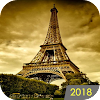 Paris Weather - storm Forecast Widget Radar Map