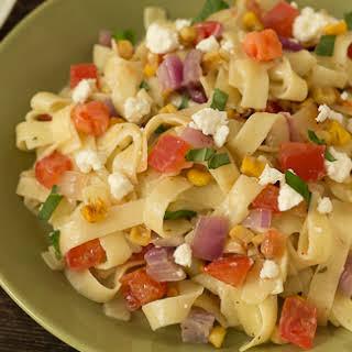 Summer Vegetable Pasta Salad.