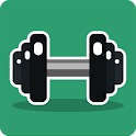 GymKeeper — Gym log, Workout tracker icon