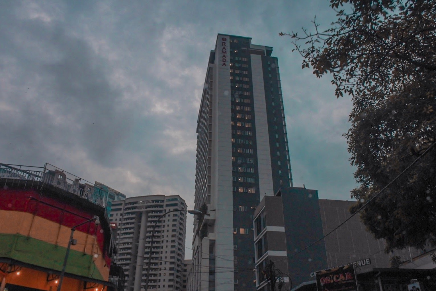 Ramada Suites by Wyndham KLCC building