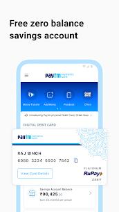 Paytm Apk- Mobile Recharge, UPI Payments & Bank App 4