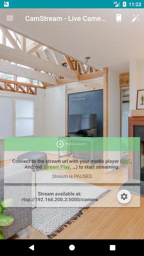 CamStream - Live Camera Streaming 1.0.3e screenshots 7