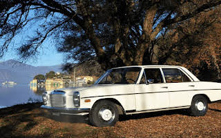 Mercedes Benz 220 Berlina Rent Lombardia