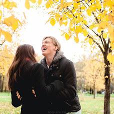 Wedding photographer Rogneda Razumovskaya (Rogneda). Photo of 20.10.2014