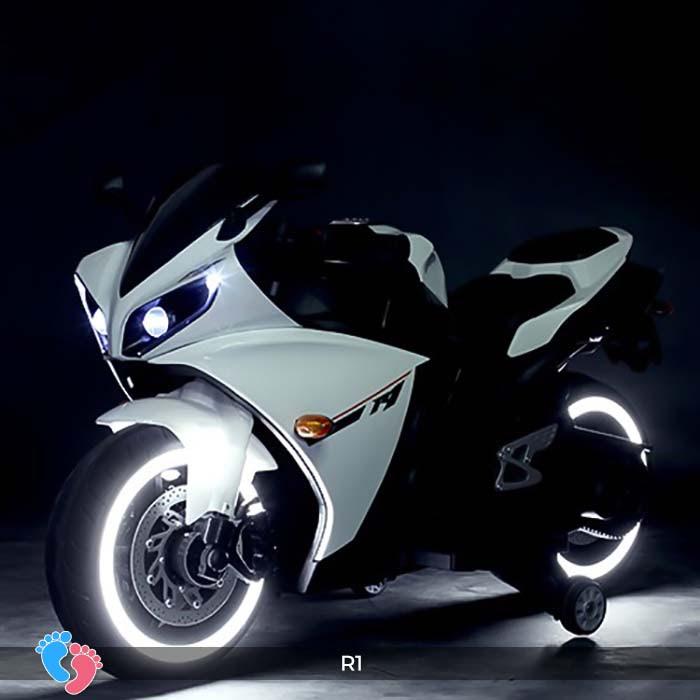 Xe mô tô điện thể thao cho trẻ R1 13
