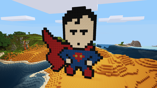 Boys Craft: SuperHeroes