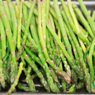 Garlic Baked Asparagus