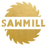 Logo for Sawmill Brewing