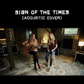 Sign of the Times (feat. Jaclyn Davies) [Acoustic Cover]