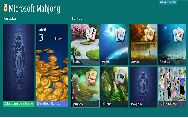 Mima: microsoft mahjong