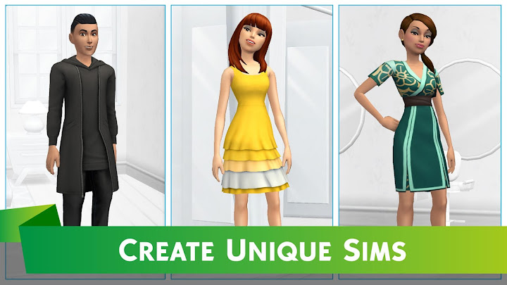 The Sims™ Mobile Android App Screenshot