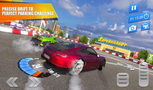 Drift Car Driver: Real Drifting Car Racing Games fond d'écran 2