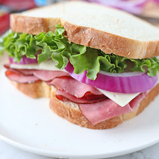 Classic Roast Beef Sandwich with Swiss Cheese Recipe