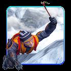 Snow Cliff Climbing 2017