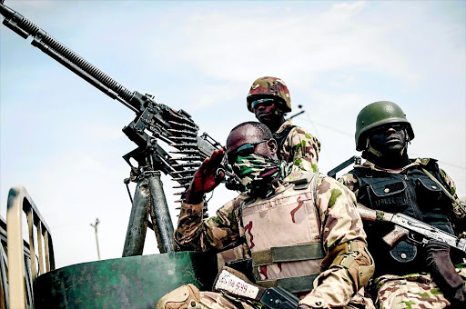 For two years, the military and government have said Boko Haram is all but defeated, and the remnants are being mopped up.