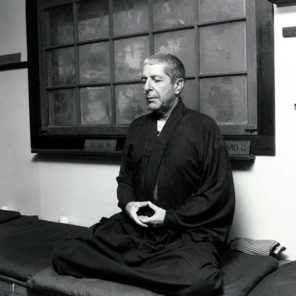 Cohen praticó el budismo hasta el final de su vida