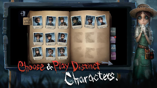 Identity V 1.0.144431 {cheat|hack|gameplay|apk mod|resources generator} 5