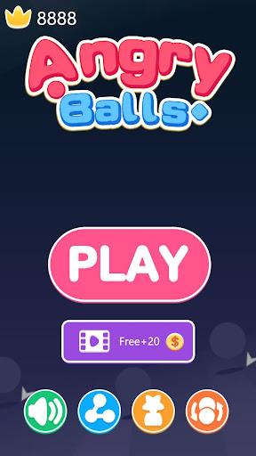 Angry Balls 2 1.1.3 screenshots 1