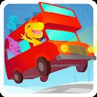 Dinosaur Bus icon