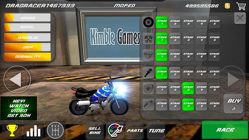 Drag Bikes - Realistic motorbike drag racing game 3.0 screenshots 1