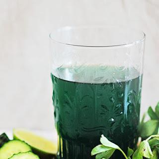 Cucumber Spirulina Juice