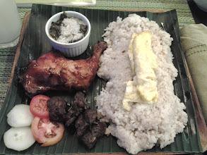 Photo: Dinner at Grill Hub in Bambang, Nueva Vizcaya.