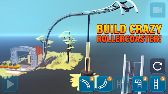 Craft & Ride: Roller Coaster Builder Hack for the game