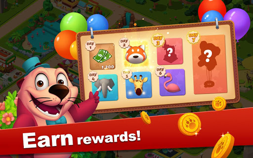 Zoo Mania: Mahjong Solitaire Puzzle  screenshots 6