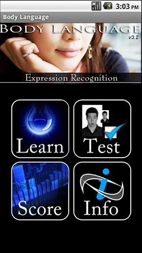 Body Language - Expressions screenshot 1